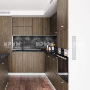 Кухня с остров Сити 973-мебелна къща мура